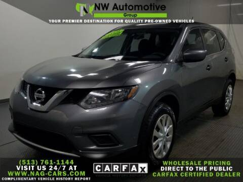 2016 Nissan Rogue for sale at NW Automotive Group in Cincinnati OH