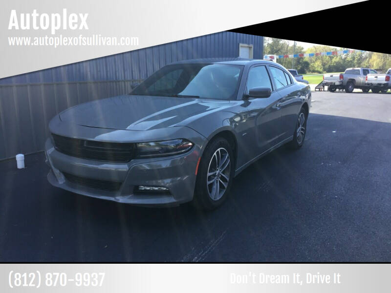 2018 Dodge Charger for sale at Autoplex in Sullivan IN
