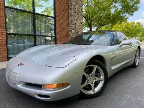 2000 Chevrolet Corvette for sale at Gwinnett Luxury Motors in Buford GA