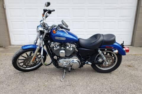 2009 Harley-Davidson XL1200L Sportster Low