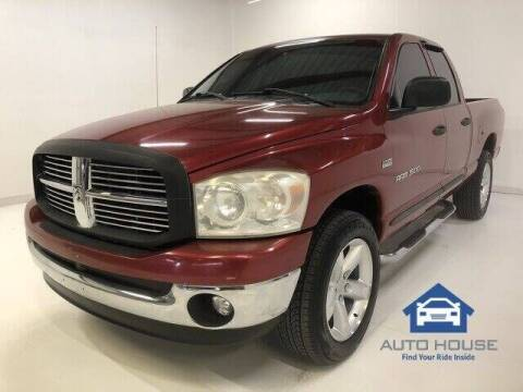 2007 Dodge Ram Pickup 1500 for sale at MyAutoJack.com @ Auto House in Tempe AZ
