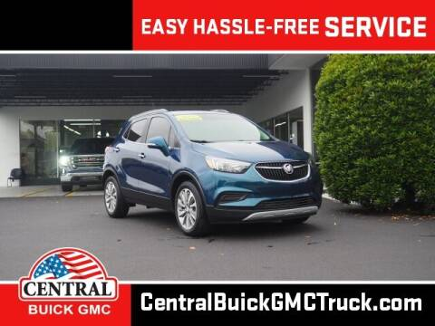 2019 Buick Encore for sale at Central Buick GMC in Winter Haven FL
