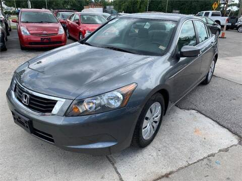 2009 Honda Accord for sale at Capital Motors in Raleigh NC