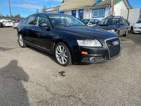 2011 Audi A6 for sale at LKL Motors in Puyallup WA