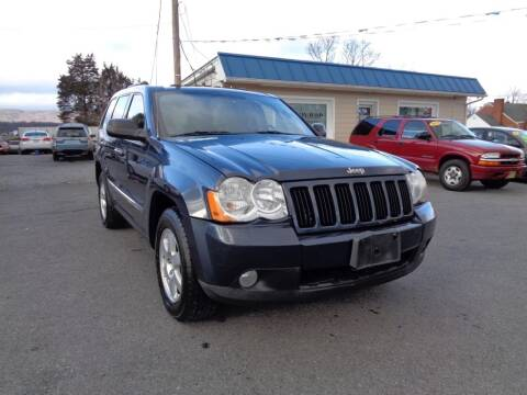 2010 Jeep Grand Cherokee for sale at Supermax Autos in Strasburg VA