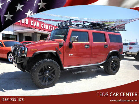 2003 HUMMER H2 for sale at TEDS CAR CENTER in Athens AL