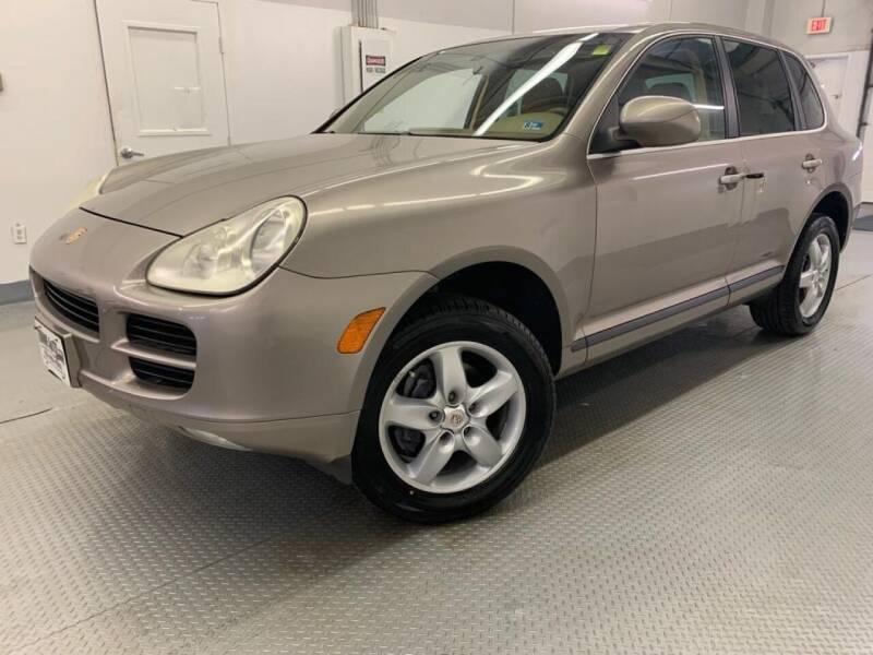 2005 Porsche Cayenne for sale at TOWNE AUTO BROKERS in Virginia Beach VA