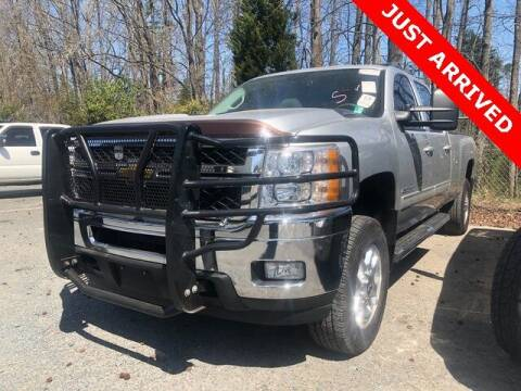 2011 Chevrolet Silverado 2500HD for sale at Brandon Reeves Auto World in Monroe NC