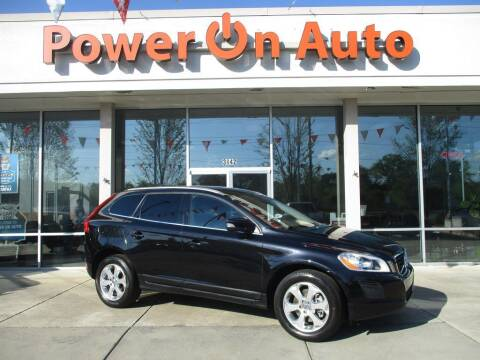 2013 Volvo XC60 for sale at Power On Auto LLC in Monroe NC