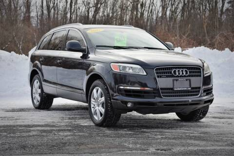2007 Audi Q7 for sale at Car Wash Cars Inc in Glenmont NY