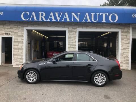 2011 Cadillac CTS for sale at Caravan Auto in Cranston RI