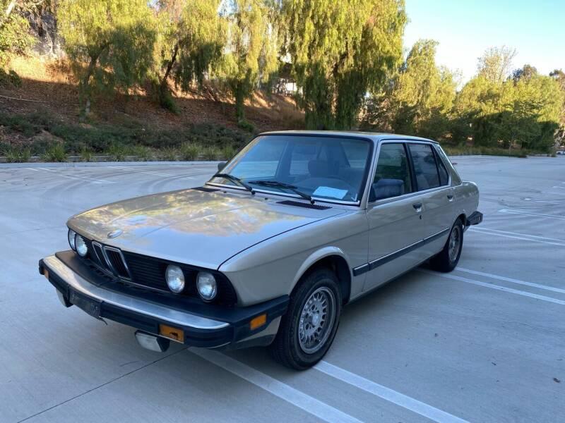 1988 BMW 5 Series for sale in La Habra, CA