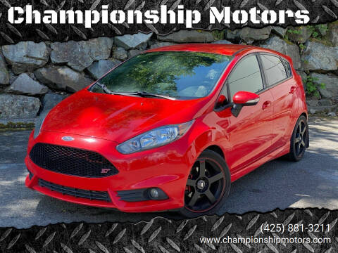 2014 Ford Fiesta for sale at Championship Motors in Redmond WA