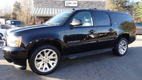 2013 Chevrolet Suburban for sale at Driven Pre-Owned in Lenoir NC