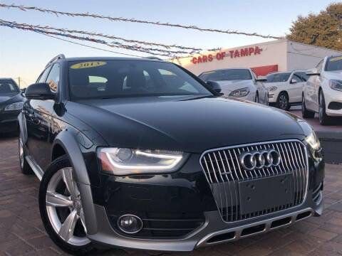 2013 Audi Allroad for sale at Cars of Tampa in Tampa FL