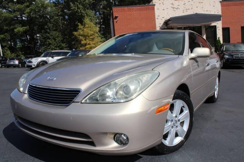2005 Lexus ES 330 for sale at Atlanta Unique Auto Sales in Norcross GA