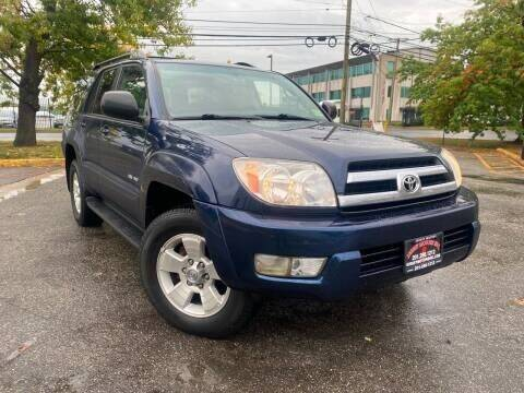 2005 Toyota 4Runner for sale at JerseyMotorsInc.com in Teterboro NJ