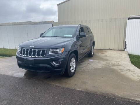 2014 Jeep Grand Cherokee for sale at ALL STAR MOTORS INC in Houston TX