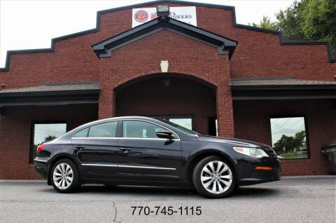 2012 Volkswagen CC for sale at Atlanta Auto Brokers in Cartersville GA