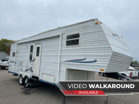 2003 Jayco J FLIGHT for sale at A 1 Motors in Monroe MI