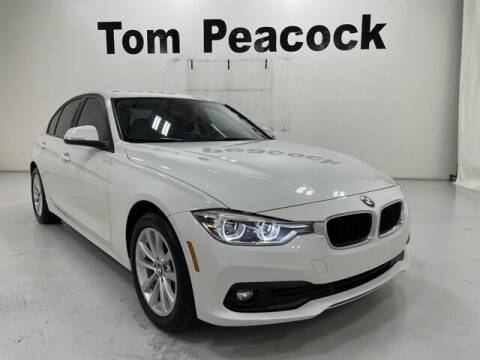 2018 BMW 3 Series for sale at Tom Peacock Nissan (i45used.com) in Houston TX