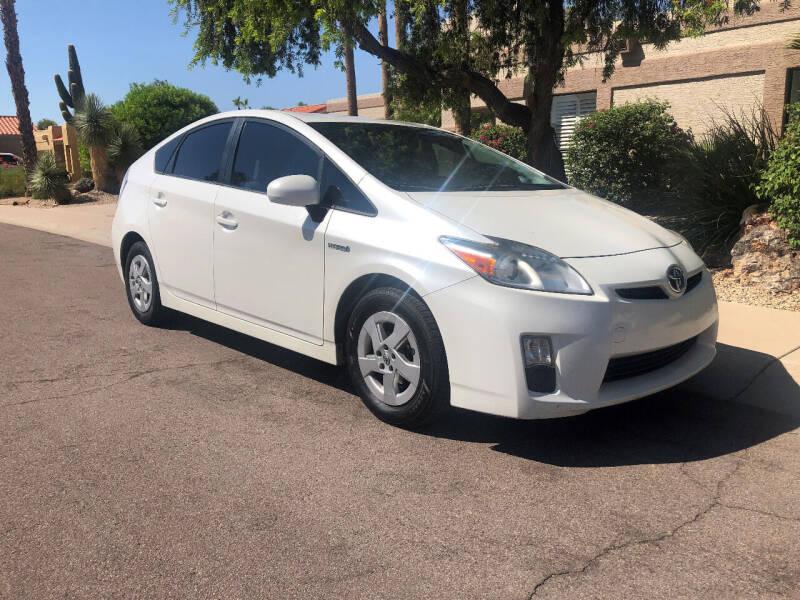 2011 Toyota Prius for sale at Arizona Hybrid Cars in Scottsdale AZ