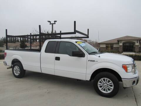 2014 Ford F-150 for sale at Repeat Auto Sales Inc. in Manteca CA
