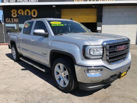 2016 GMC Sierra 1500 for sale at BEST DEAL MOTORS  INC. CARS AND TRUCKS FOR SALE in Sun Valley CA