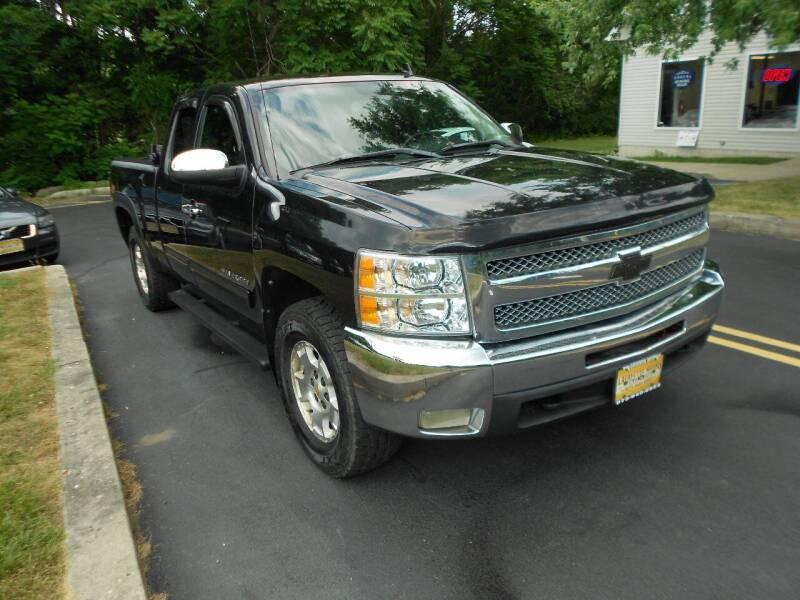 2012 Chevrolet Silverado 1500 for sale at Lafayette Motors 2 in Andover NJ