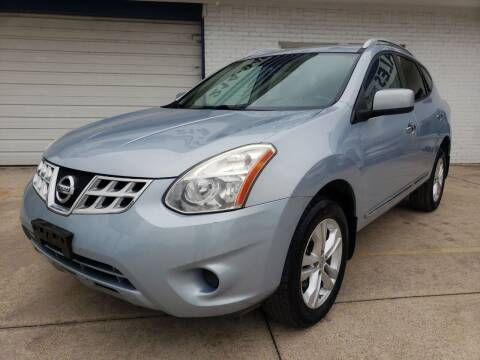 2012 Nissan Rogue for sale at Best Royal Car Sales in Dallas TX