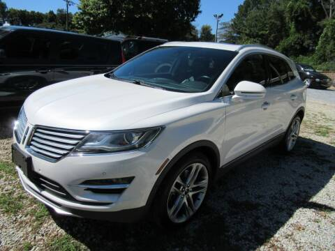 2015 Lincoln MKC for sale at Dallas Auto Mart in Dallas GA