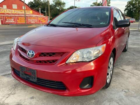 2012 Toyota Corolla for sale at Advance Import in Tampa FL