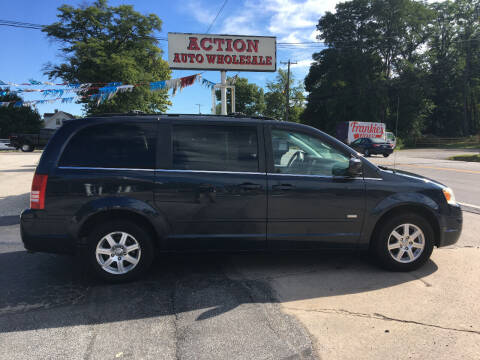 2008 Chrysler Town and Country for sale at Action Auto Wholesale in Painesville OH