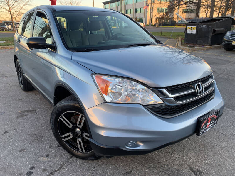2011 Honda CR-V for sale at JerseyMotorsInc.com in Teterboro NJ