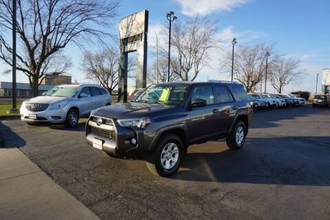2015 Toyota 4Runner for sale at Ideal Wheels in Sioux City IA