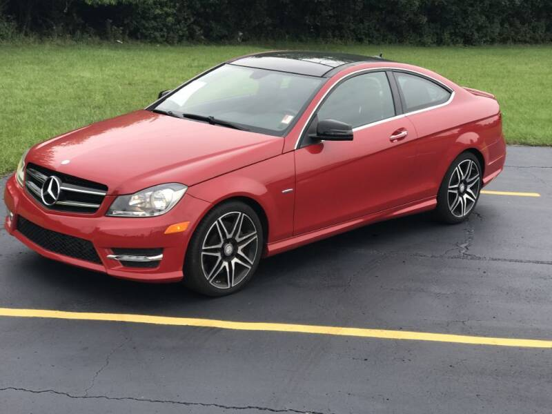 2013 Mercedes-Benz C-Class for sale at Unix Auto Trade in Sleepy Hollow IL