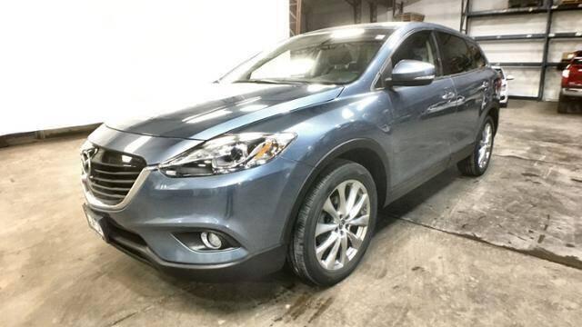 2014 Mazda CX-9 for sale at Victoria Auto Sales in Victoria MN