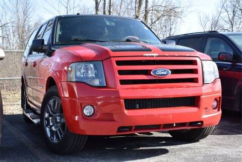 2008 Ford Expedition for sale at BOB ROHRMAN FORT WAYNE TOYOTA in Fort Wayne IN