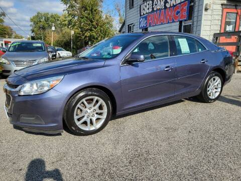 2014 Chevrolet Malibu for sale at Autobahn Motor Group in Willow Grove PA