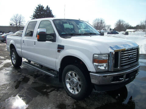 2010 Ford F-250 Super Duty for sale at USED CAR FACTORY in Janesville WI