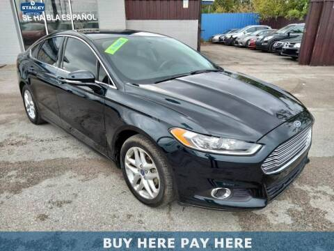 2014 Ford Fusion for sale at Stanley Direct Auto in Mesquite TX