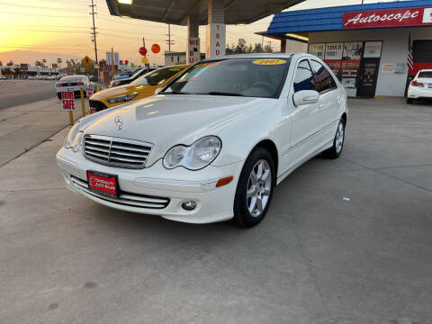 2007 Mercedes-Benz C-Class for sale at Top Quality Auto Sales in Redlands CA