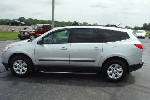 2011 Chevrolet Traverse for sale at Bryan Auto Depot in Bryan OH