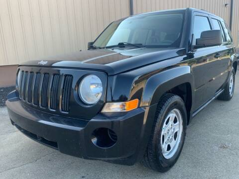 2008 Jeep Patriot for sale at Prime Auto Sales in Uniontown OH