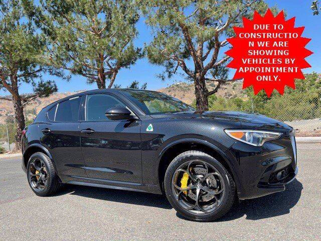 2018 Alfa Romeo Stelvio Quadrifoglio for sale in Yorba Linda, CA