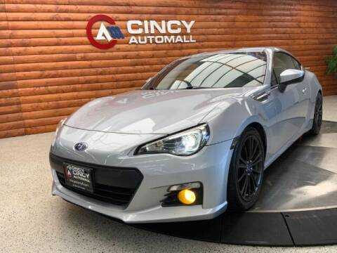 2016 Subaru BRZ for sale at Dixie Motors in Fairfield OH