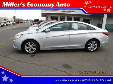 2013 Hyundai Sonata for sale at Miller's Economy Auto in Redmond OR
