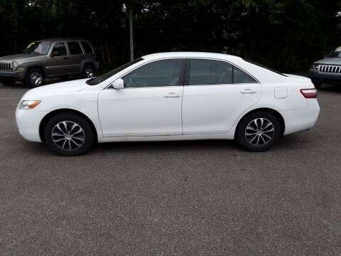 2009 Toyota Camry for sale at Riverview Auto's, LLC in Manchester OH
