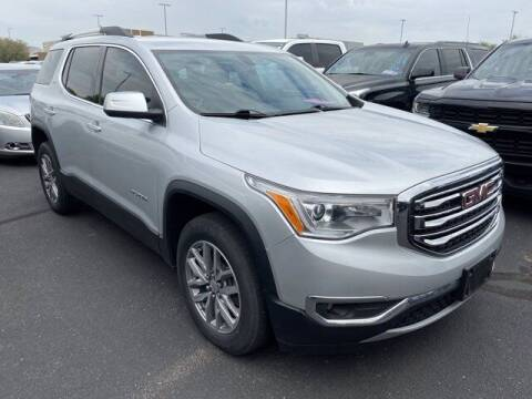 2018 GMC Acadia for sale at Sands Chevrolet in Surprise AZ