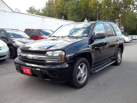2007 Chevrolet TrailBlazer for sale at 1st Choice Auto Sales in Fairfax VA
